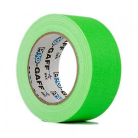 H/Q High Vis Gaffer Tape Green 50mm