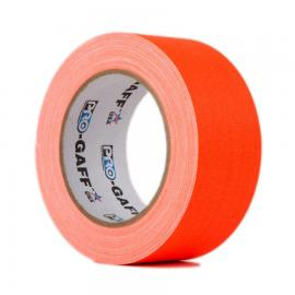 H/Q High Vis Gaffer Tape Orange 50mm