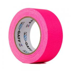H/Q High Vis Gaffer Tape Pink 50mm