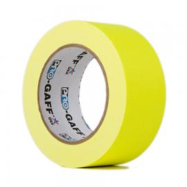 H/Q High Vis Gaffer Tape Yellow 50mm