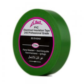 Insulation Tape 19mm - Green