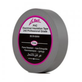 Insulation Tape 19mm - Grey