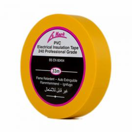 Insulation Tape 19mm - Yellow