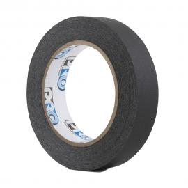Masking Tape Black 25mm (Crepe Paper)