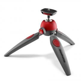 Manfrotto PIXI EVO Tripod - Red