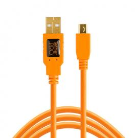 TetherPro USB 2.0 to Mini-B 5-Pin