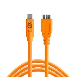TetherPro USB 3.0 to Micro-B - 4.6m Cable